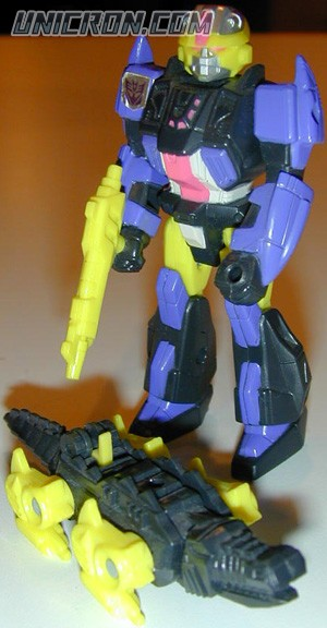 Transformers Generation 1 Krok (Action Master - with Gatoraider) toy