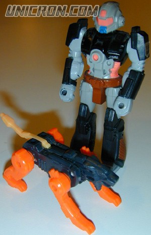 Transformers Generation 1 Treadshot (Action Master - with Catgut) toy