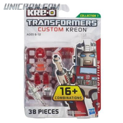 Transformers Kre-O Ironhide (Custom Kreon Set) toy