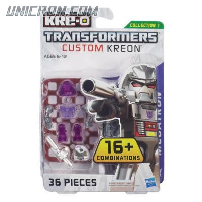 Transformers Kre-O Megatron (Custom Kreon Set) toy