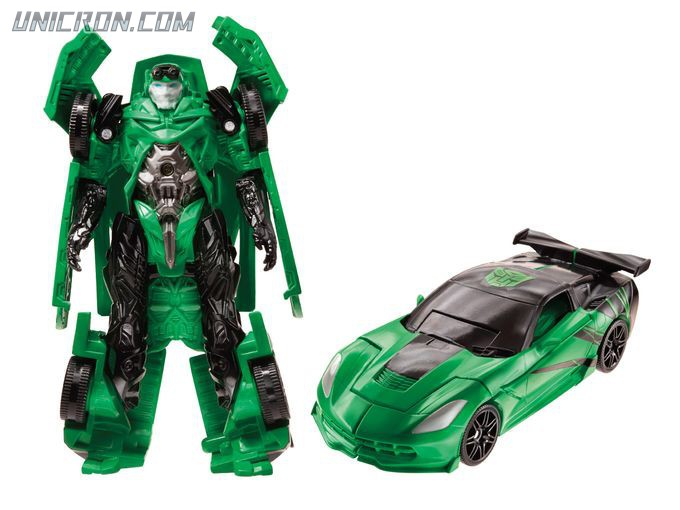 Transformers 4 Age of Extinction Crosshairs (AoE One-Step Changer) toy
