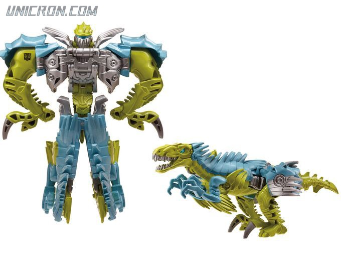 Transformers 4 Age of Extinction Slash (AoE One-Step Changer) toy