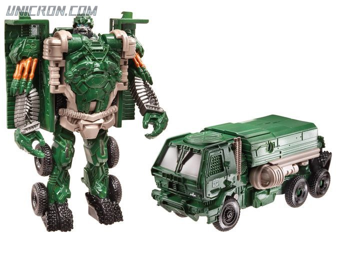 Transformers 4 Age of Extinction Hound (AoE One-Step Changer) toy