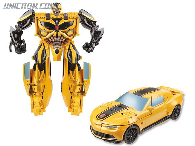 Transformers 4 Age of Extinction Bumblebee AoE Flip & Change toy
