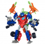 Transformers Construct-Bots Optimus Prime (Beast Hunters, Construct Bots) toy