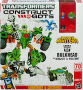 Transformers Construct-Bots Bulkhead - Construct-Bots Triple Team toy