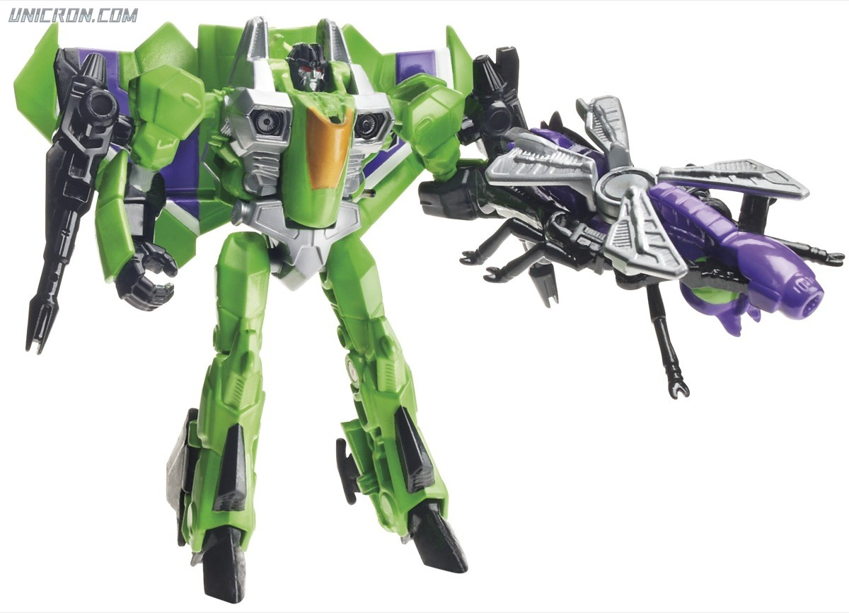 Transformers Generations Acid Storm & Venin toy