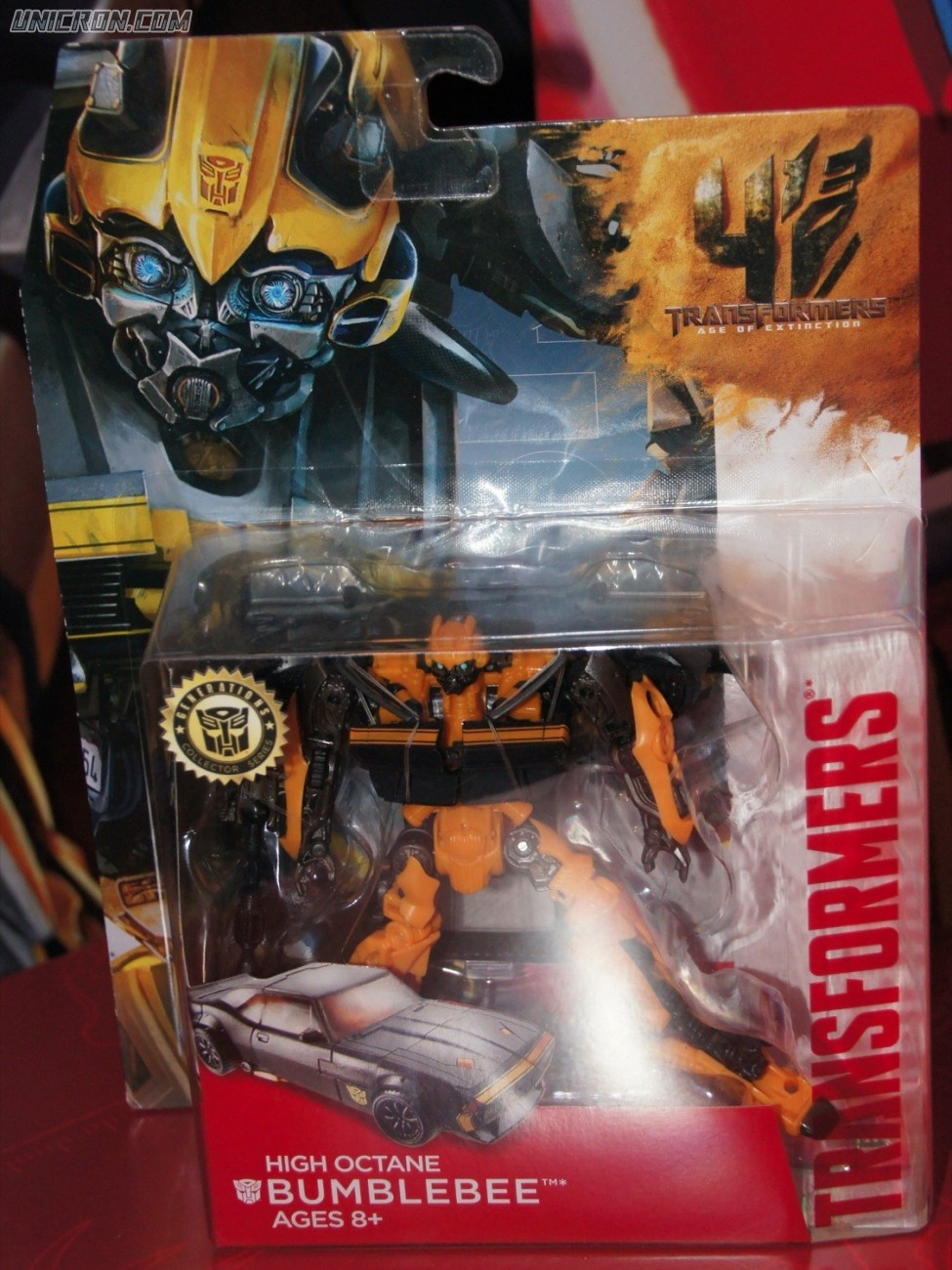 Transformers 4 Age of Extinction High Octane Bumblebee toy
