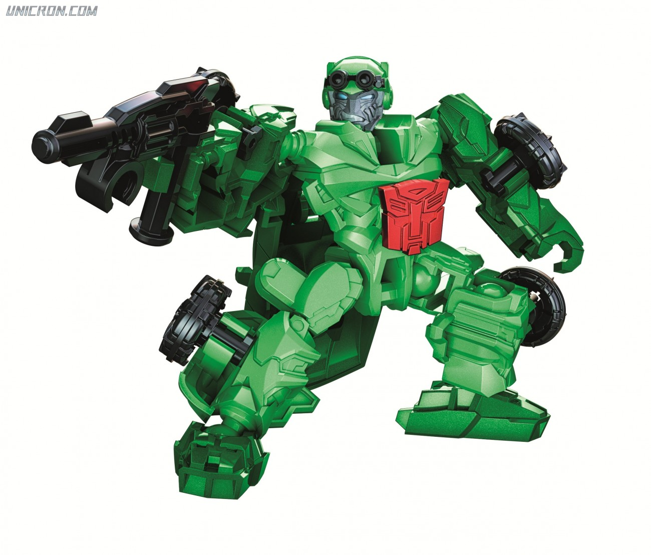 Transformers Construct-Bots Crosshairs - Construct-Bots, Dino Riders  toy