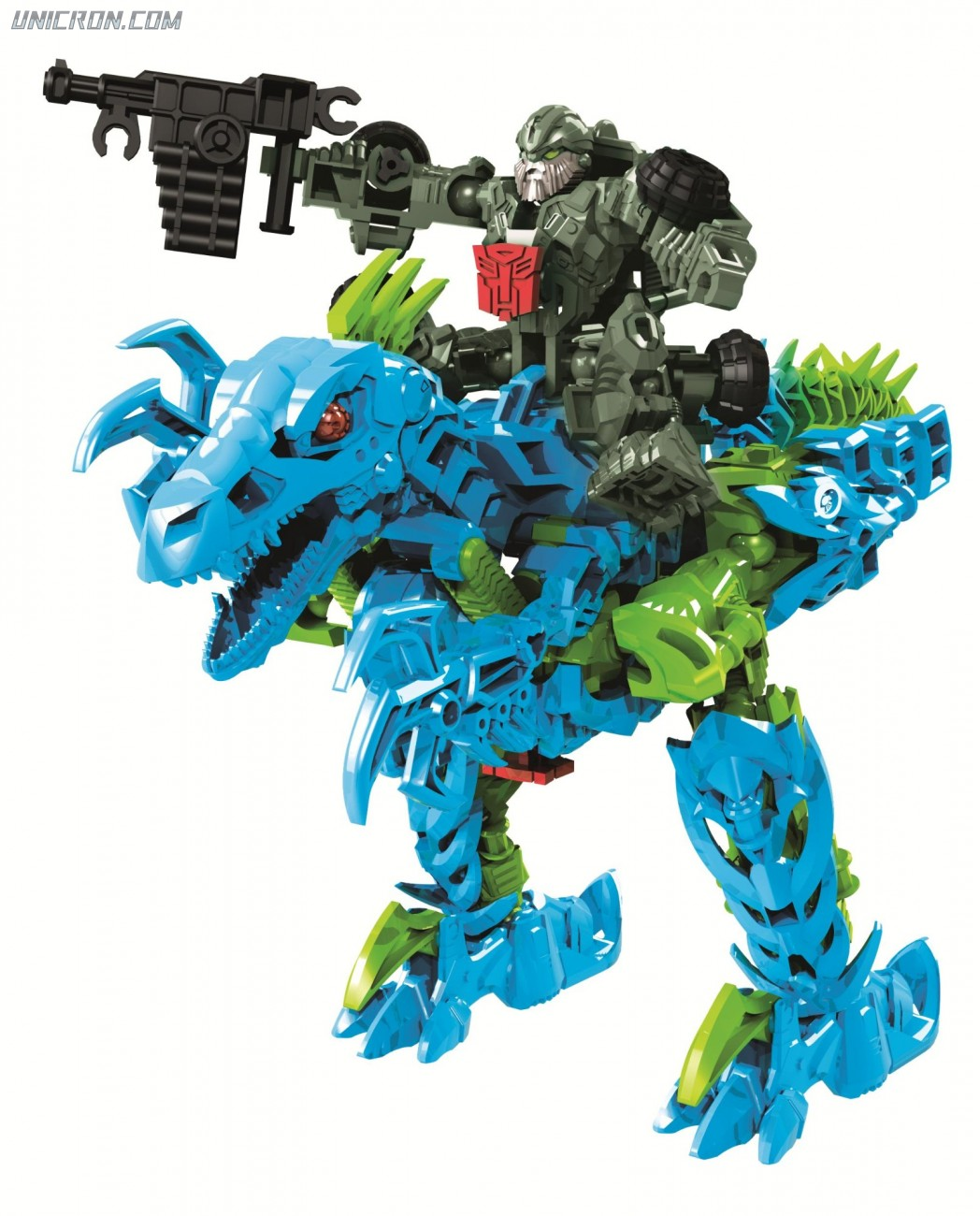Transformers Construct-Bots Hound - Construct-Bots, Dino Riders toy
