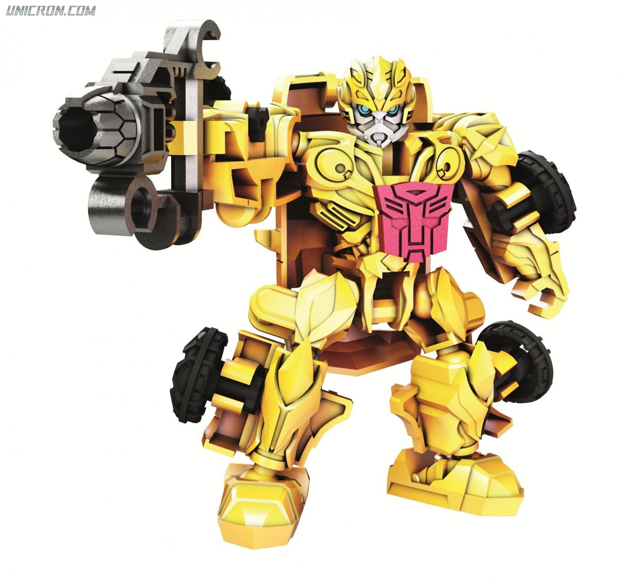 Transformers Construct-Bots Bumblebee - Construct-Bots, Dinobot Riders toy