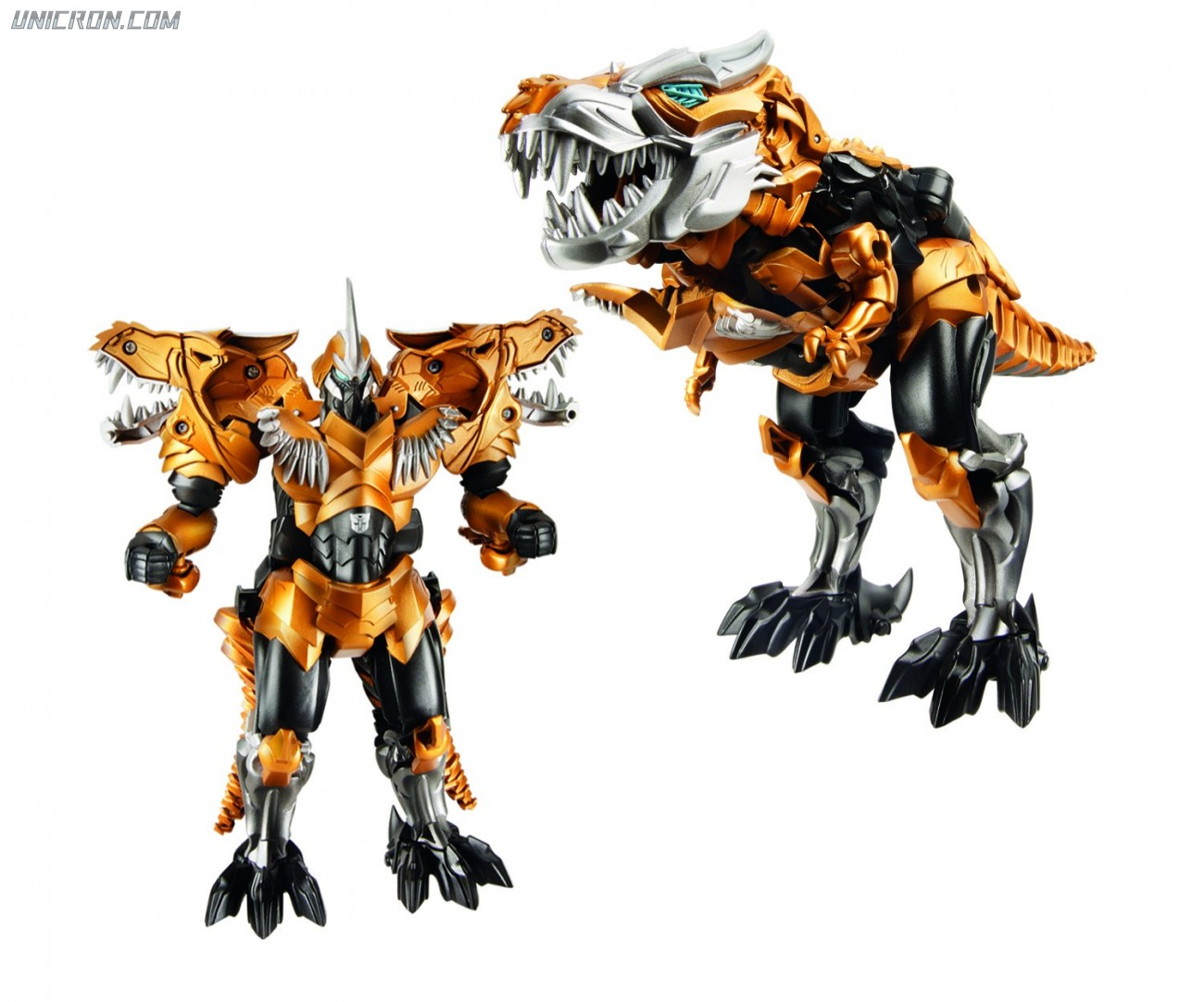 Transformers 4 Age of Extinction Grimlock - AoE Flip & Change toy