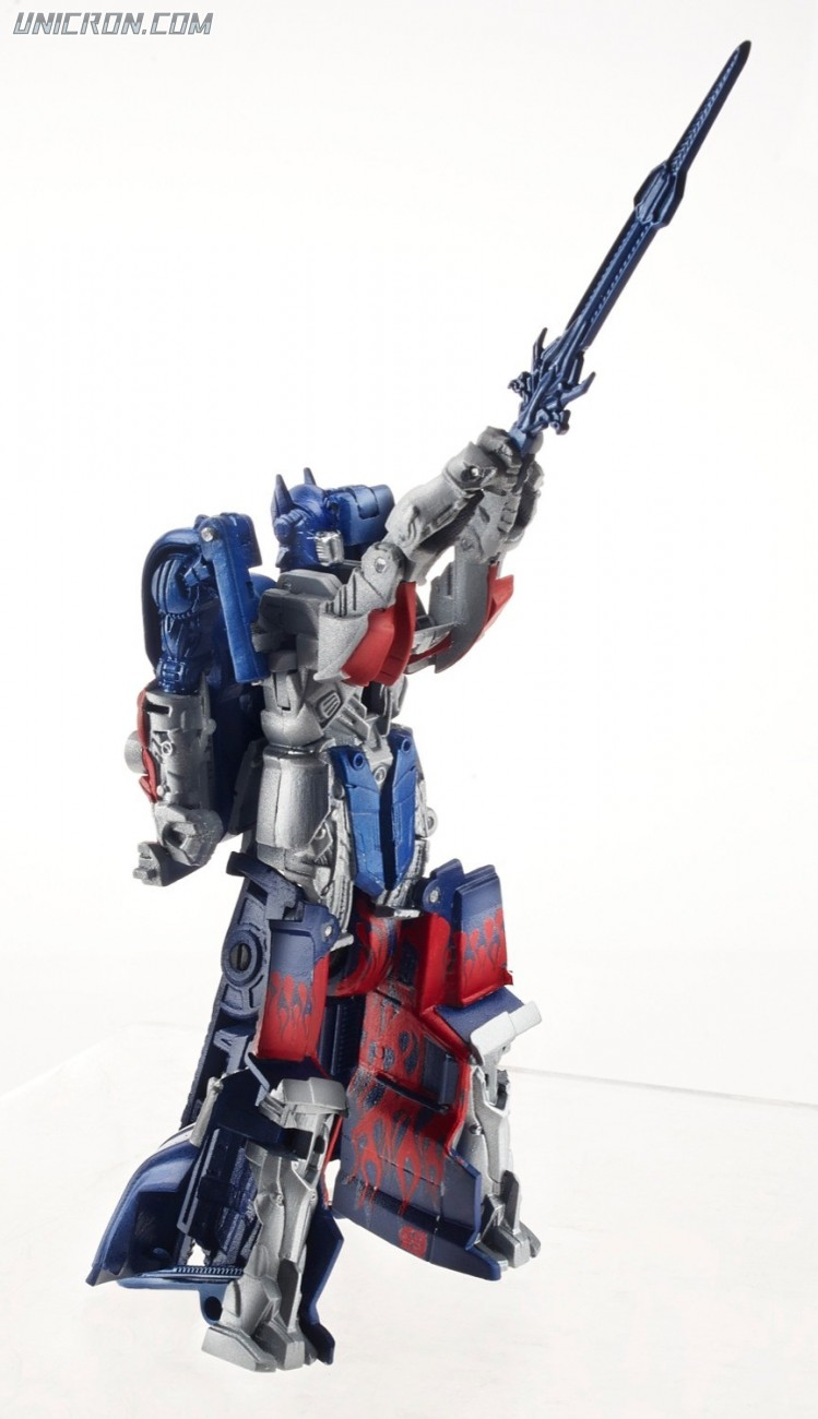 Transformers 4 Age of Extinction Optimus Prime - AoE Power Battlers toy