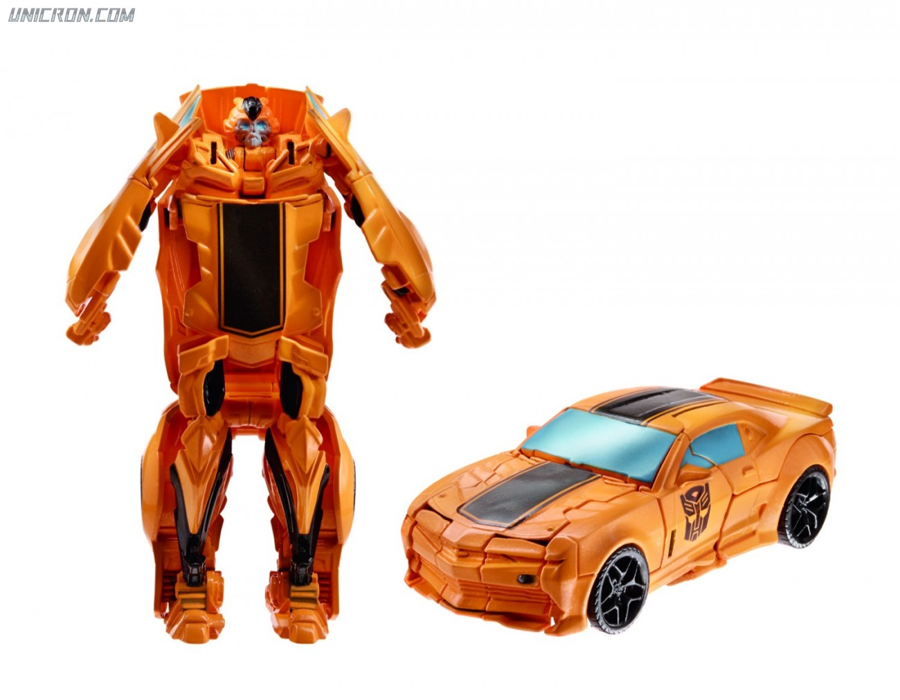 Transformers 4 Age of Extinction Bumblebee (One Step Changer) toy