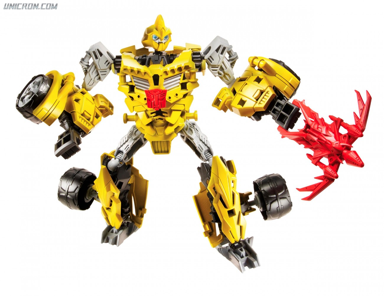 Transformers Construct-Bots Bumblebee (Beast Hunters, Construct-Bots)  toy