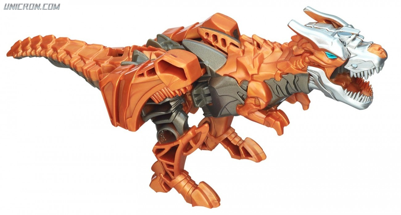 Transformers 4 Age of Extinction Grimlock (One-Step Changer) toy