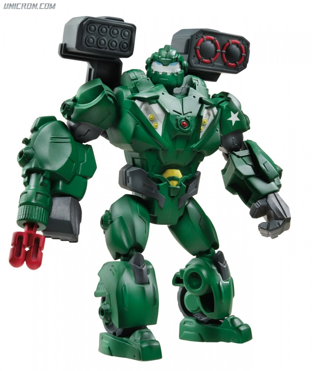 Transformers Hero Mashers Bulkhead (Hero Mashers) toy