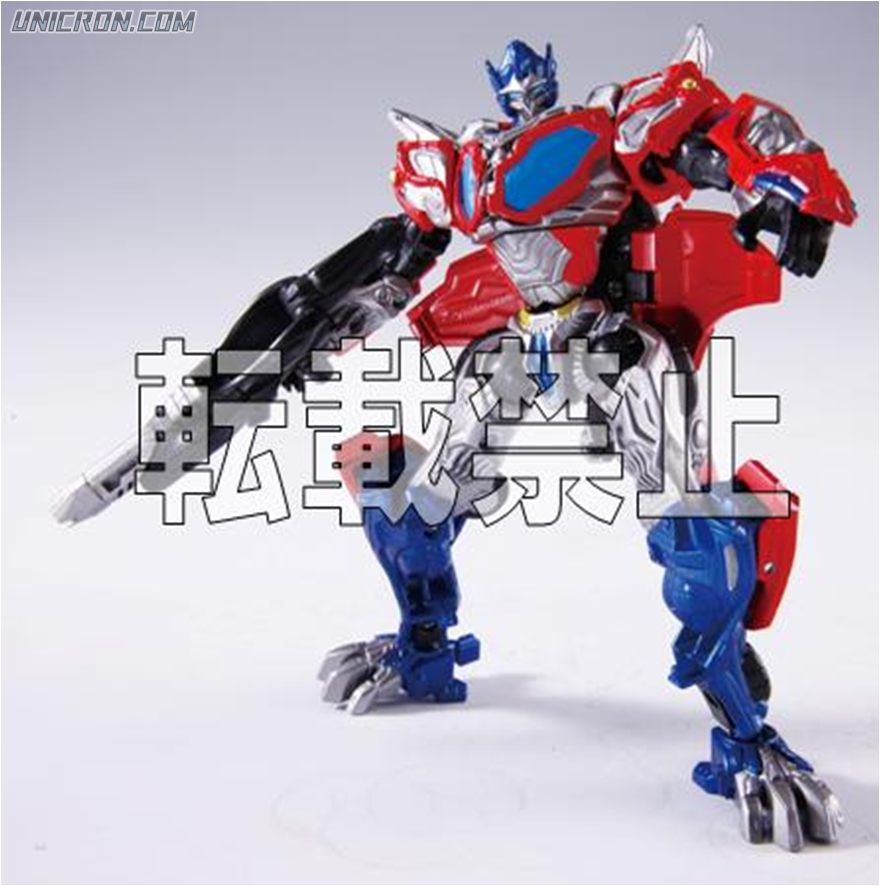 Transformers Movie Advanced AD09 Protoform Optimus Prime (Takara - Movie Advanced) toy