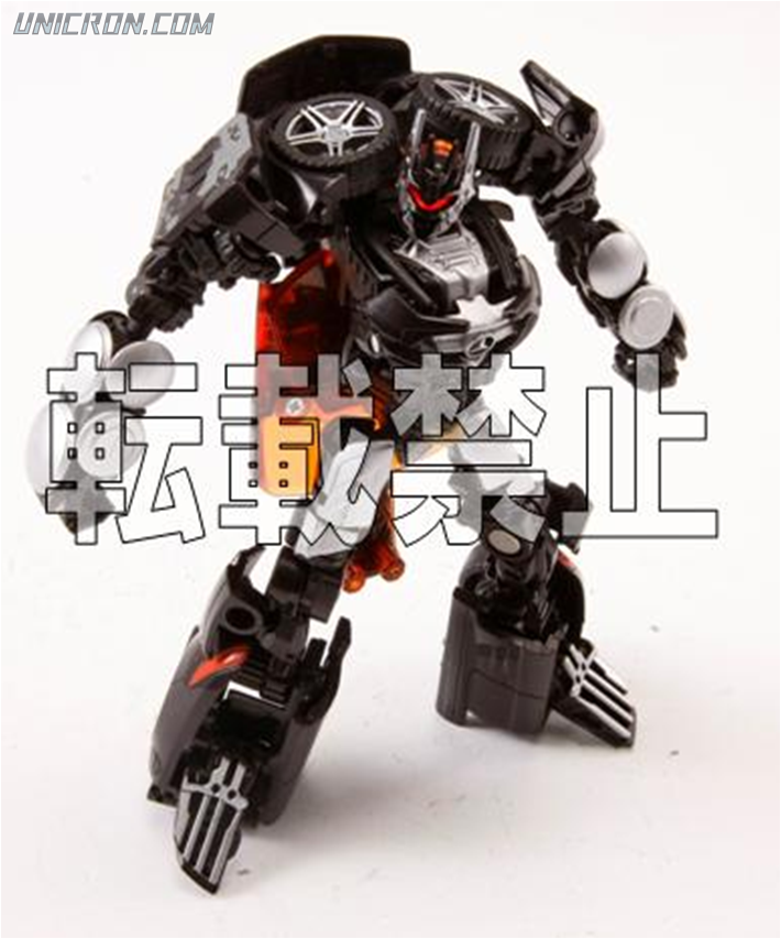 Transformers Movie Advanced AD17 Darkside Soundwave (Takara - Movie Advanced) toy