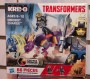 Transformers Kre-O Dinobot Charge (Kre-O with Drift and Slug) toy