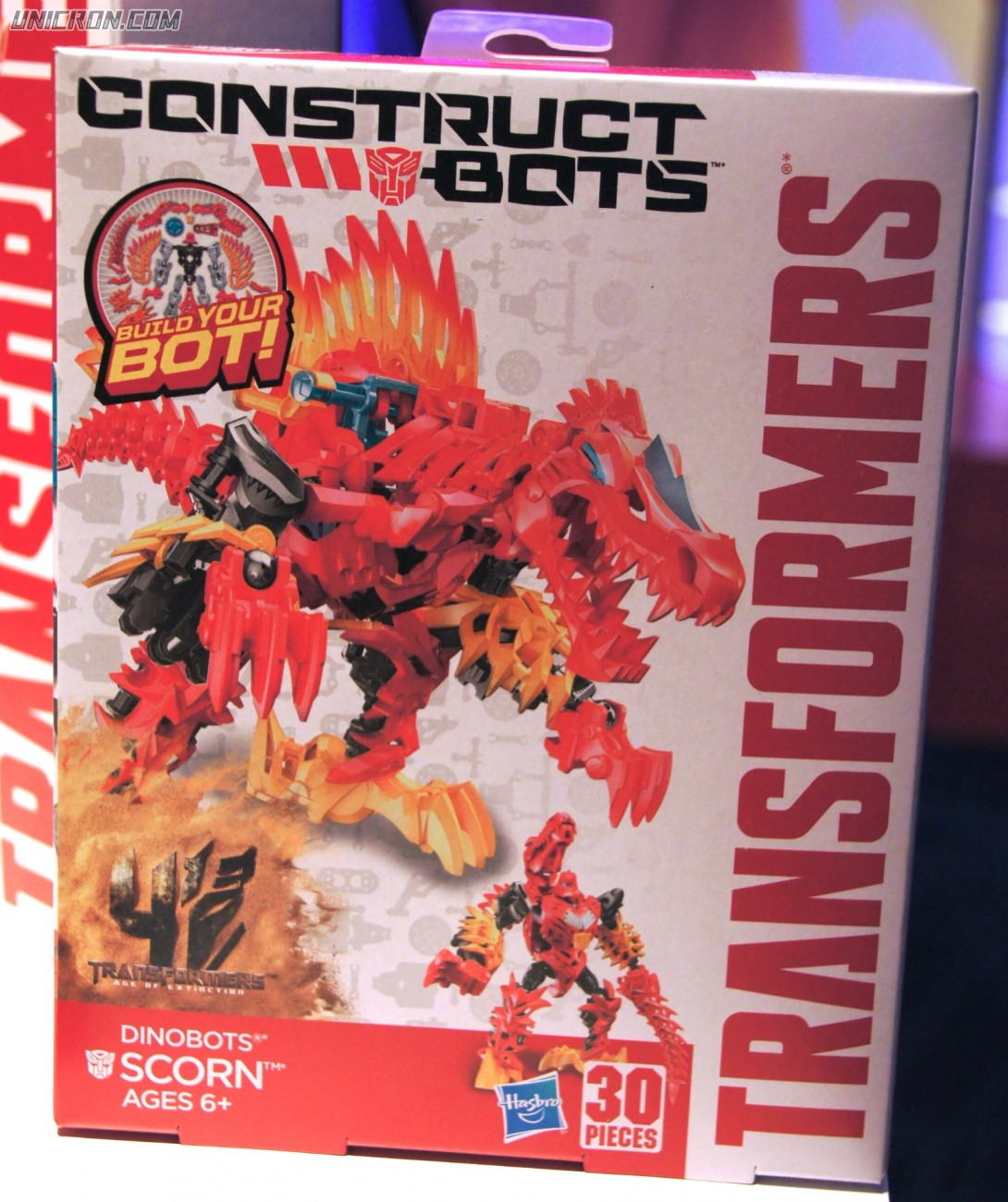 Transformers Construct-Bots Scorn (Construct-Bots) toy