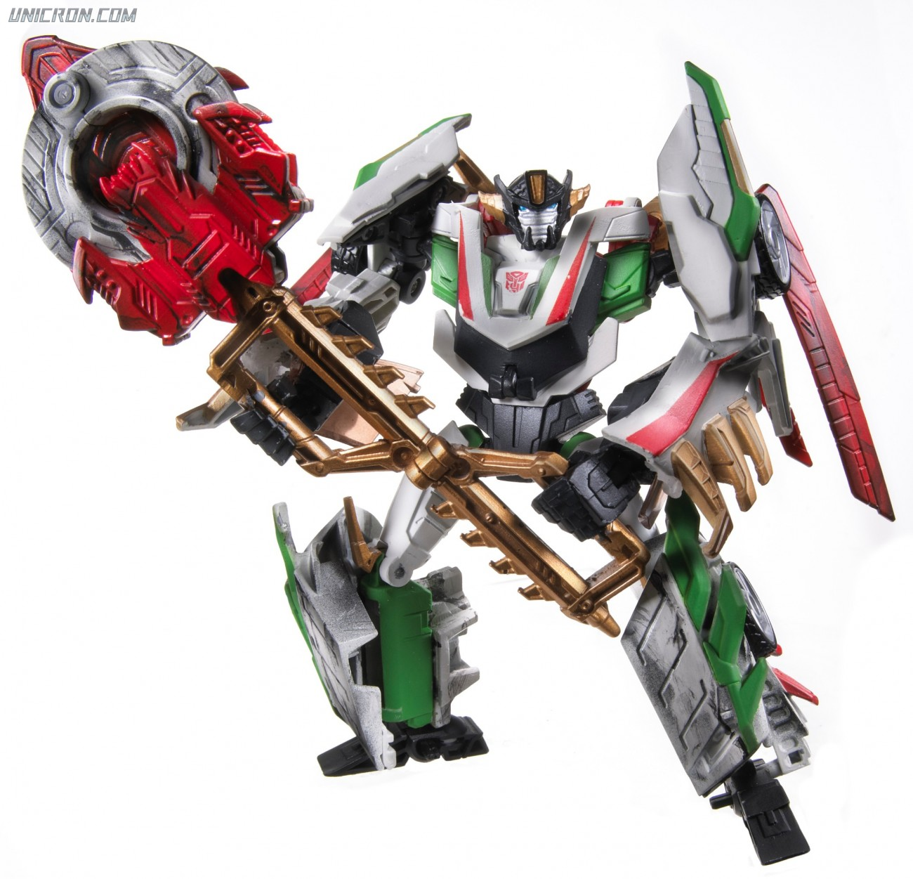 Transformers Prime Wheeljack (Beast Hunters) toy