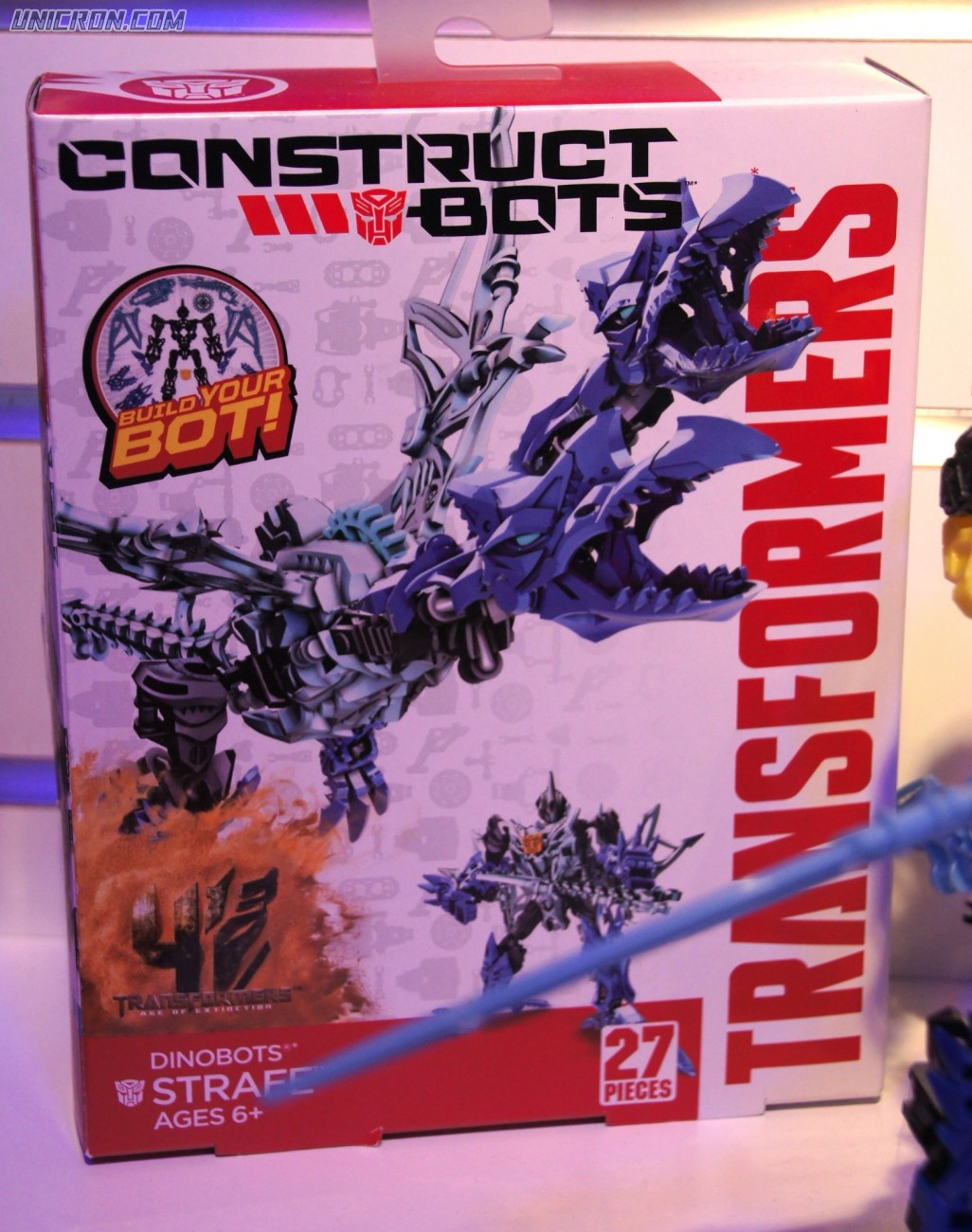 Transformers Construct-Bots Strafe (Construct Bots) toy