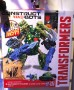 Transformers Construct-Bots Hound with Wide Load- Construct-Bots Dinobot Warriors toy