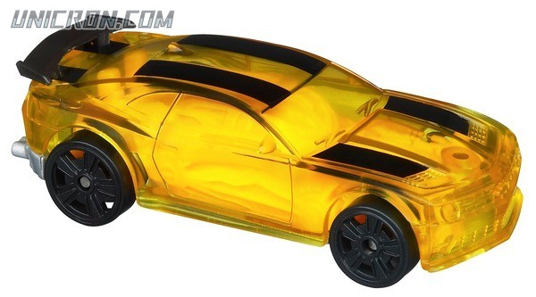Transformers RPMs/Speed Stars Bumblebee (Speed Stars - TransScan clear) toy