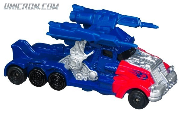 Transformers RPMs/Speed Stars Optimus Prime (Speed Stars - Meched Out)) toy