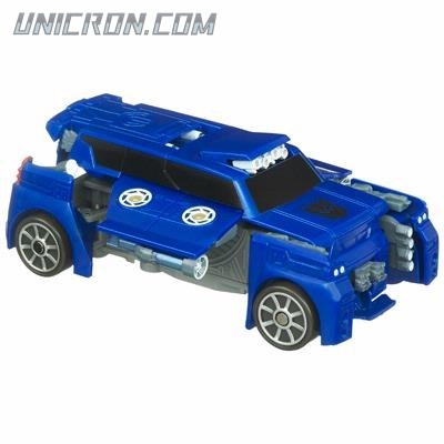 Transformers RPMs/Speed Stars Soundwave (Stealth Force) toy