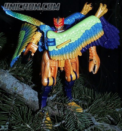 Transformers Beast Machines Airraptor toy