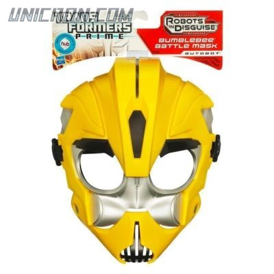 Transformers Prime Bumblebee Battle Mask toy