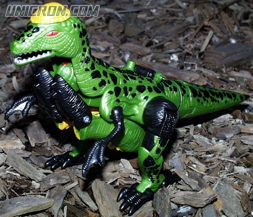 Transformers Beast Machines Dinotron toy