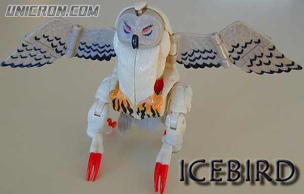 Transformers Beast Wars Icebird toy