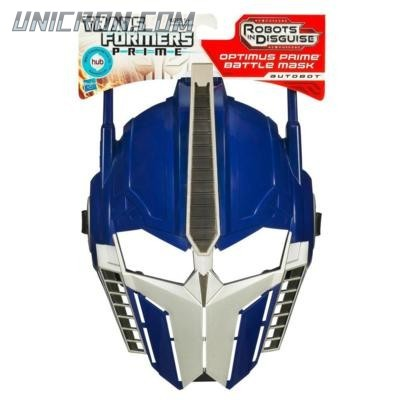 Transformers Prime Optimus Prime Battle Mask toy