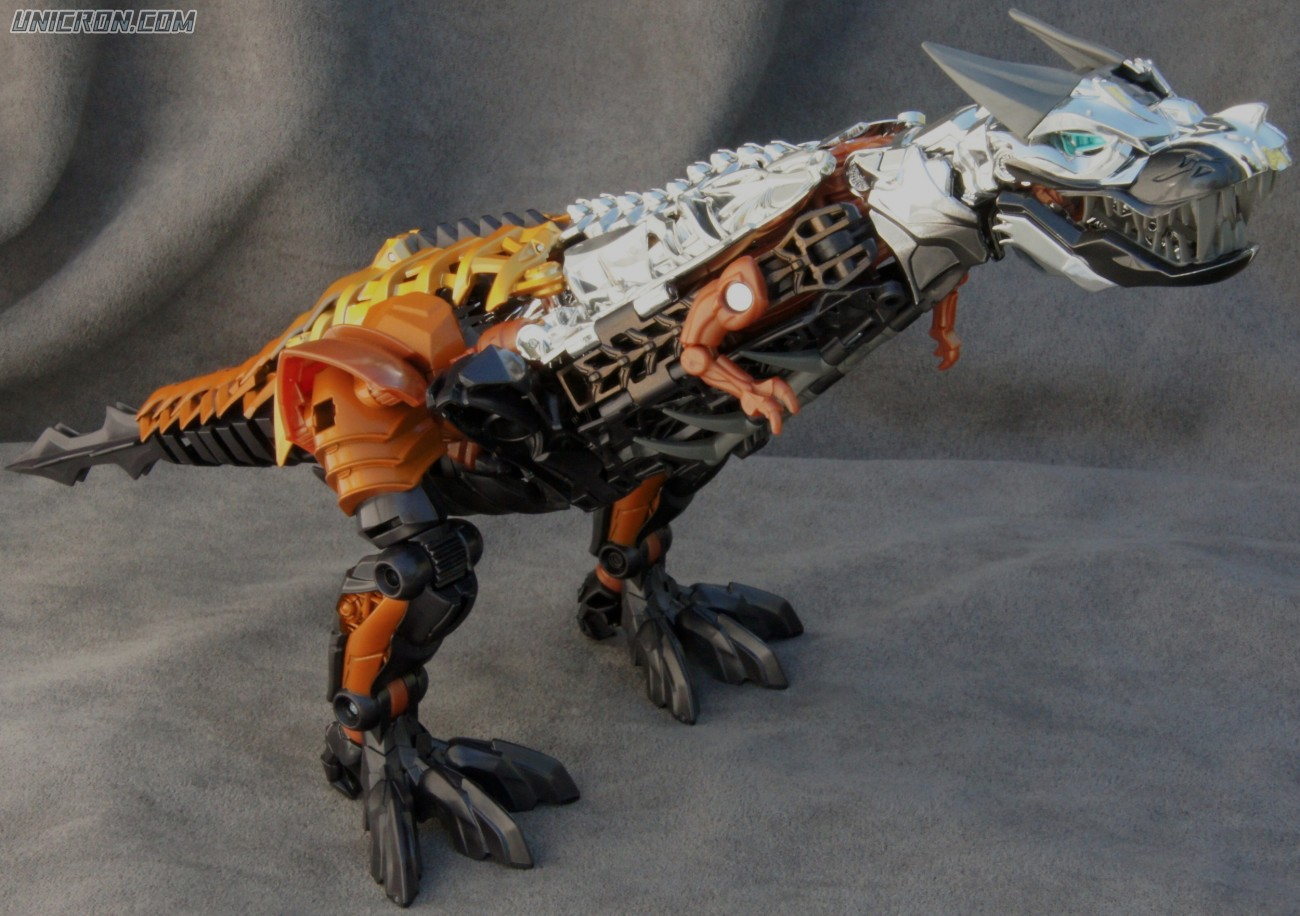 Transformers 4 Age of Extinction Grimlock (AoE Generations - Leader) toy