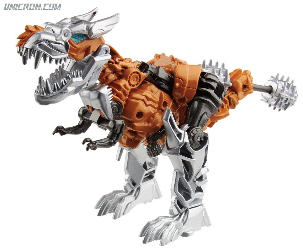 Transformers 4 Age of Extinction Grimlock (Power Battlers) toy