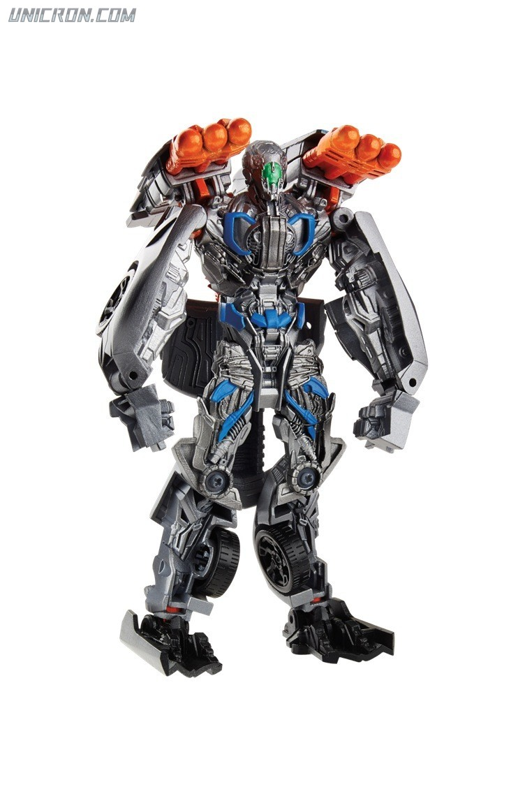 Transformers 4 Age of Extinction Lockdown (Power Battlers) toy