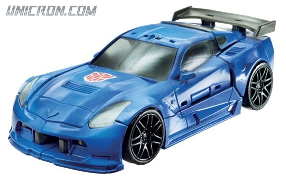 Transformers 4 Age of Extinction Hot Shot (AoE Generations Deluxe) toy