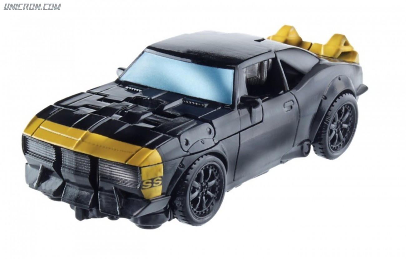 Transformers 4 Age of Extinction High Octane Bumblebee (1-step changer) toy