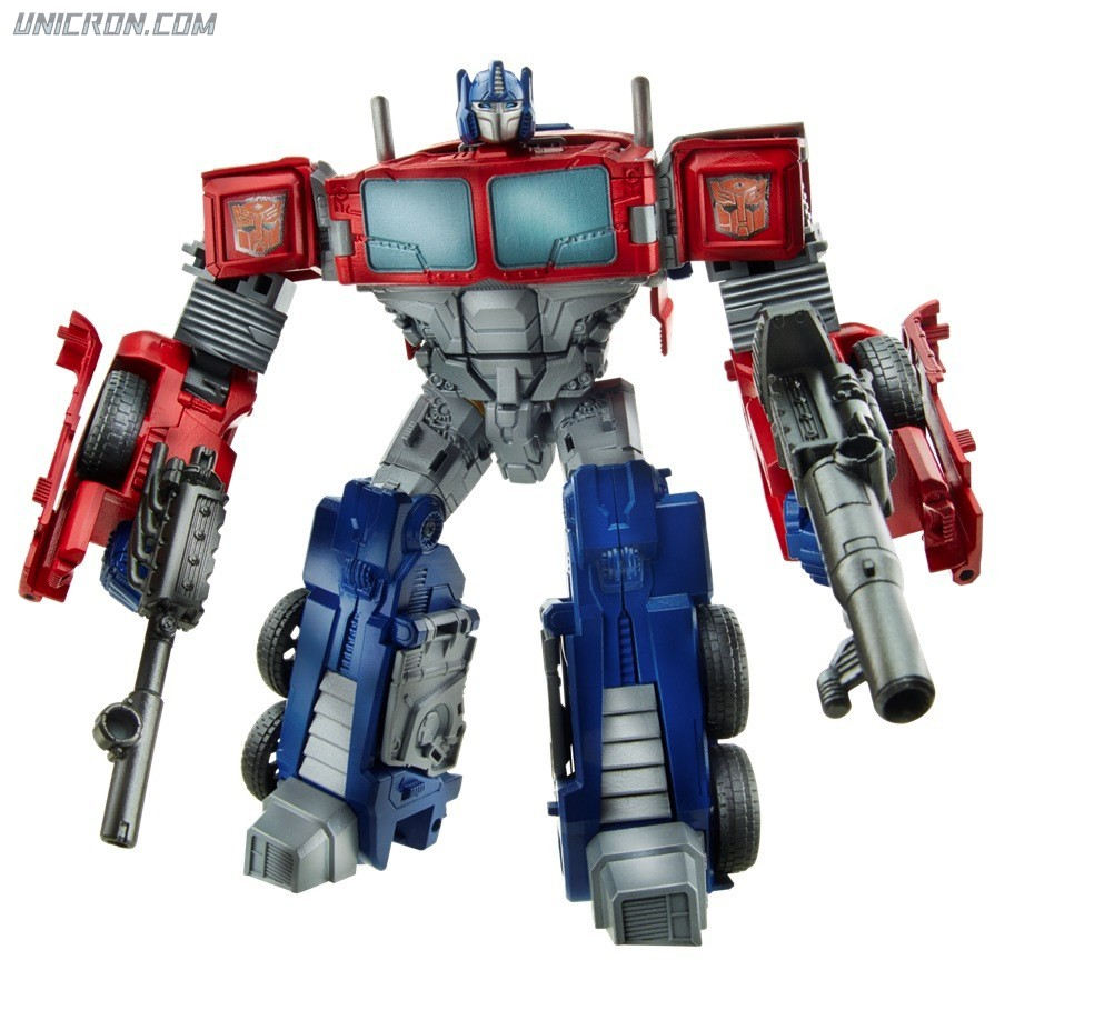 Transformers Generations Optimus Prime (Generations Voyager) toy