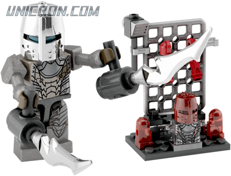 Transformers Kre-O Scorn (Custom Kreon) toy