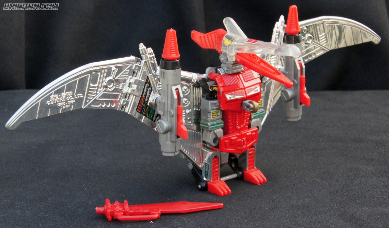 Transformers Generation 1 Swoop toy