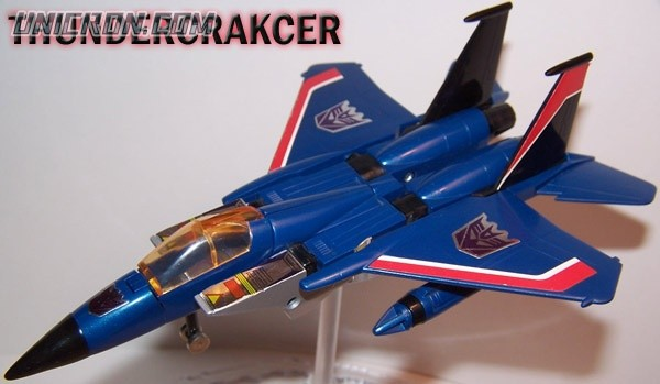 Transformers Generation 1 Thundercracker toy