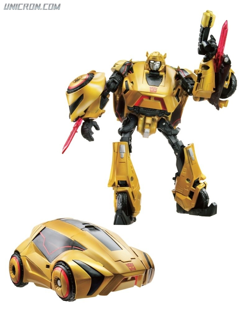 Transformers Generations Cybertron Bumblebee toy