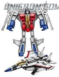 Transformers Reveal The Shield Legends Starscream toy