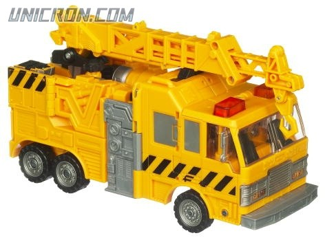 Transformers Reveal The Shield Solar Storm Grappel toy