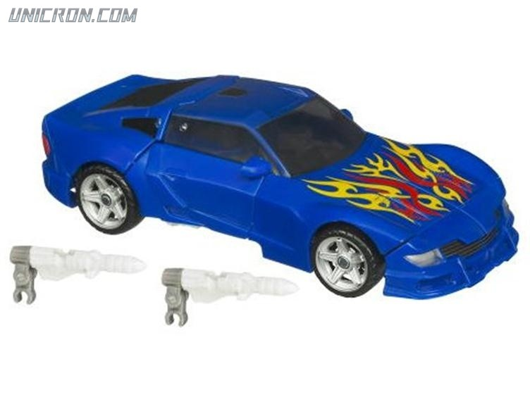 Transformers Reveal The Shield Turbo Tracks toy