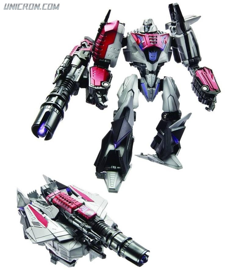 Transformers Generations Cybertron Megatron toy